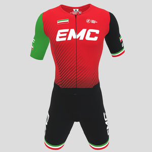 08178 / AERO RACER SUIT WITH POCKETS / EMC