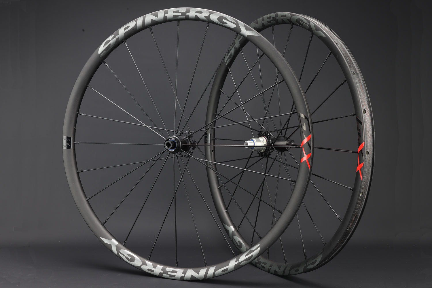 SPINERGY GXX CARBON GRAVEL DISC WHEELSET