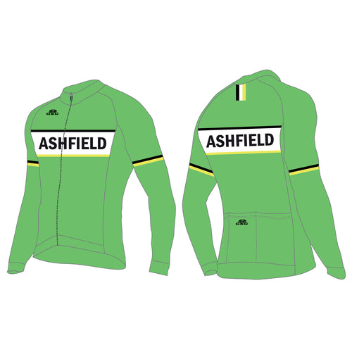 10106 / THUNDER WINTER JERSEY/JACKET / ASHFIELD