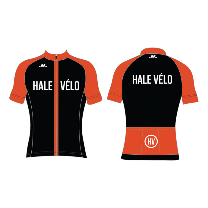 HALE VELO - LONG SLEEVE / REFLECTIVE GILET - PHIL HATTON