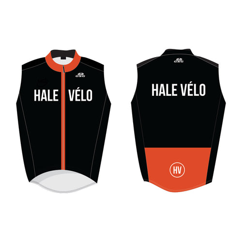09071 / REFLECTIVE GILET (WITH REAR POCKETS) / HALE VELO