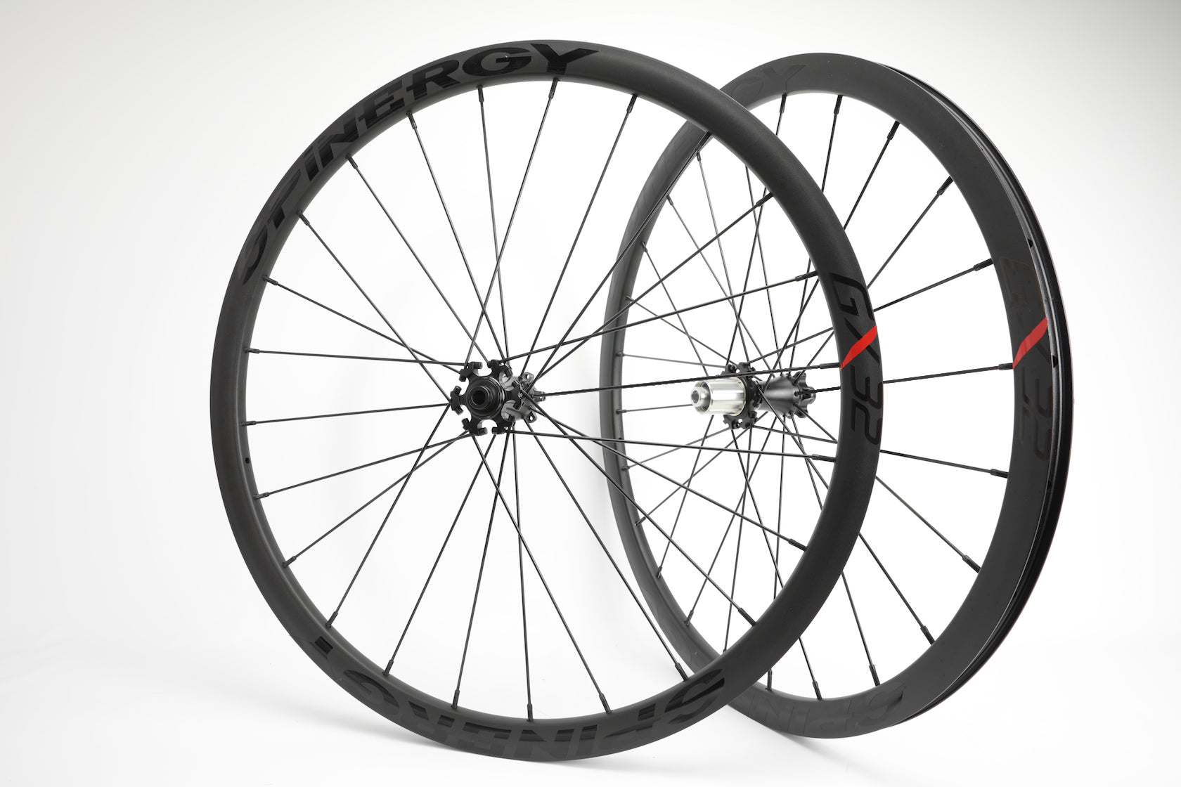 SPINERGY GX32 ALLOY GRAVEL DISC WHEELSET