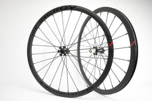 Load image into Gallery viewer, SPINERGY GX32 ALLOY GRAVEL DISC WHEELSET