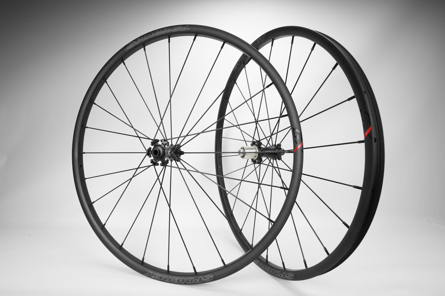 SPINERGY GX ALLOY GRAVEL DISC WHEELSET