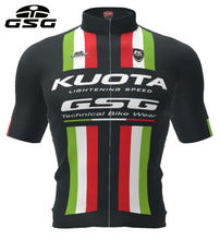 Load image into Gallery viewer, WOMENS KUOTA TEAM JERSEY (ITALIAN STYLE)