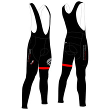 Load image into Gallery viewer, 07179 / ANATOMIC CYCLING BIB TIGHTS MAN / 01