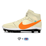 """Blazer"" Jordan 1 Retro Cleats"