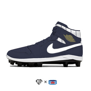 """Respect"" Jordan 1 Retro Cleats"