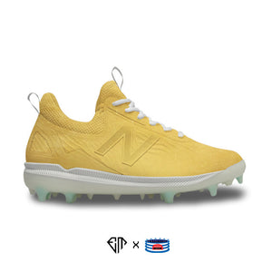 """Metal"" New Balance FuelCell COMPv2 Cleats"