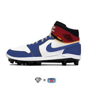 """Union"" Jordan 1 Retro Cleats"