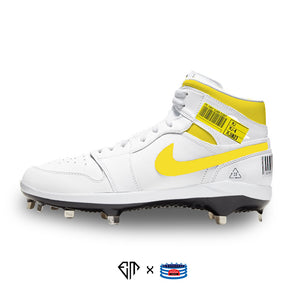 """First Class Flight"" Jordan 1 Retro Cleats"
