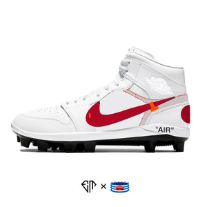 """Off-Japan"" Jordan 1 Retro Cleats"