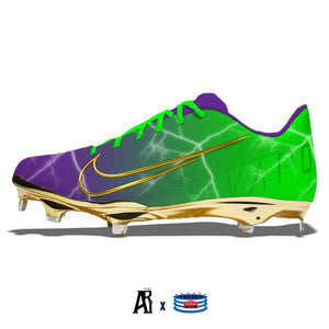 """Superhero"" Nike Lunar Vapor Ultrafly Elite 3 Cleats"