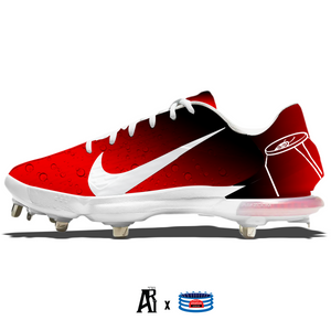 """Cola"" Nike Force Zoom Trout 7 Pro Cleats"