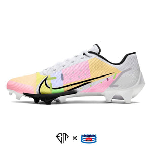 """Dragonfly"" Nike Vapor Edge Speed 360 Cleats"