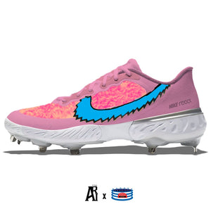 """Grateful"" Nike Alpha Huarache Elite 3 Low Cleats"