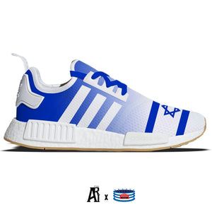 """Israel"" Adidas NMD R1 Casual Shoes"