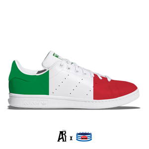 """Italy"" Adidas Stan Smith Casual Shoes"