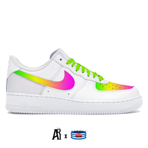 """Multicolor"" Nike Air Force 1 Low"