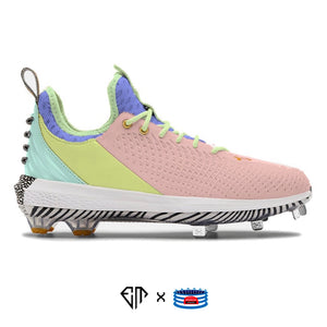 """Pastels"" Under Armour Harper 5 Cleats"