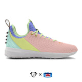 """Pastels"" Under Armour Harper 5 Turf Shoes"