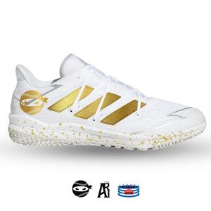 """Pitching Ninja"" Adidas Afterburner Turf Shoes"