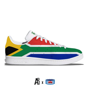 """South Africa"" Adidas Stan Smith Casual Shoes"