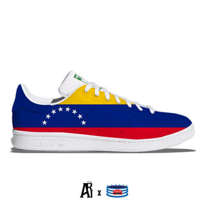 """Venezuela"" Adidas Stan Smith Casual Shoes"