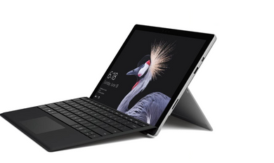 Tablet Microsoft Surface Pro 3 Ram 8GB 256GB SSD Windows 10 Pro Ricondizionato