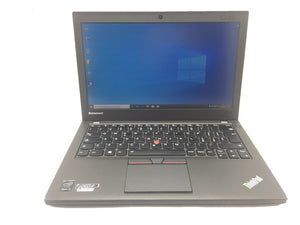 Notebook Lenovo ThinkPad X250 i5 Ram 8GB 240GB SSD Windows 10 Ricondizionato