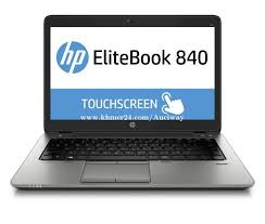 "Notebook HP EliteBook 840 G1 - 14"" Core i5 RAM 8GB 180 GB SSD Monitor Touch Windows 10 Ricondizionato"