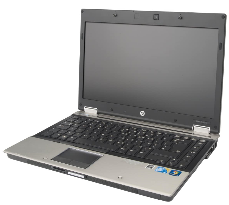Notebook HP EliteBook 8440p 14 Pollici Core i5 Ram 4GB 240GB SSD Windows 10 Ricondizionato