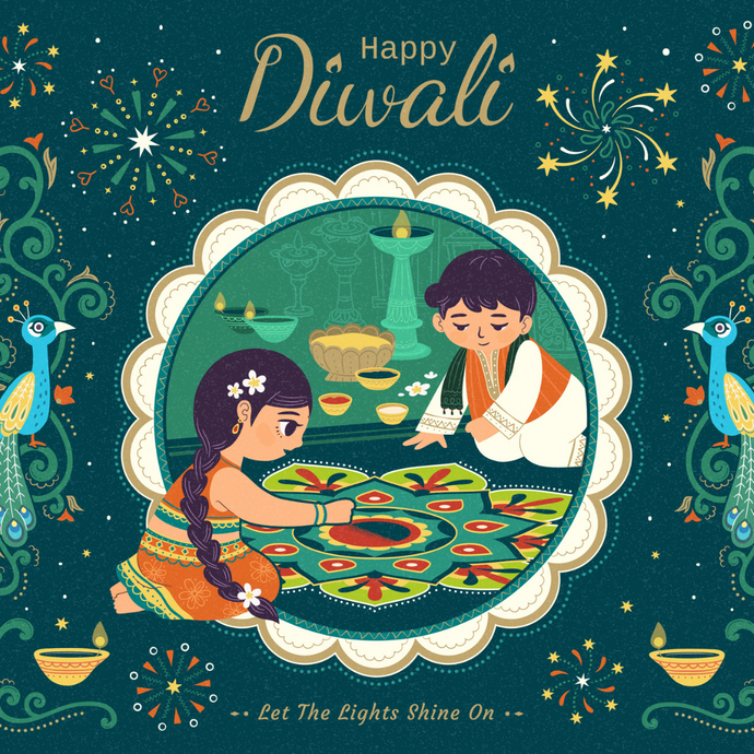 Ultimate Guide To Celebrating Diwali With Kids