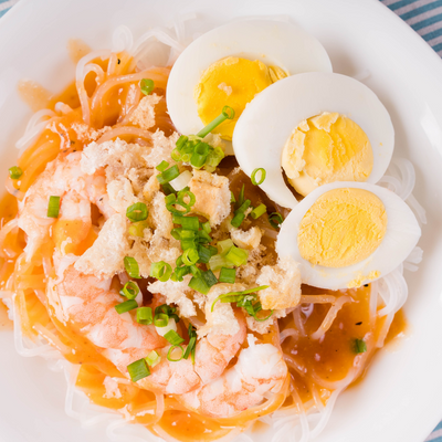 Traditional Comfort Food: Pancit (Philippines)