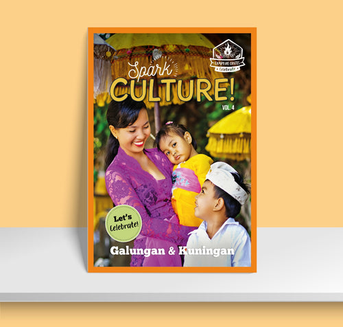 Celebrate Crate: Galungan & Kuningan (Digital Download)
