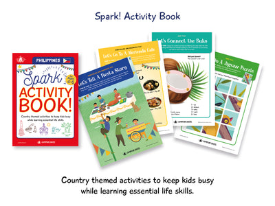 Philippines Spark Activity Book (Print)