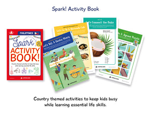 Philippines Spark Activity Book (Digital Download)
