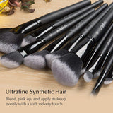 Make Up Brushes, USpicy Makeup Brushes Cosmetics Professional Essential (32 Pic)