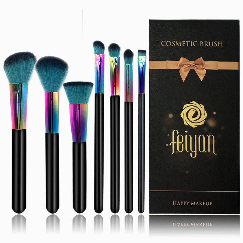 Makeup Brushes and Case Sets Professional Make up Brush Set 6pcs (Symphony)