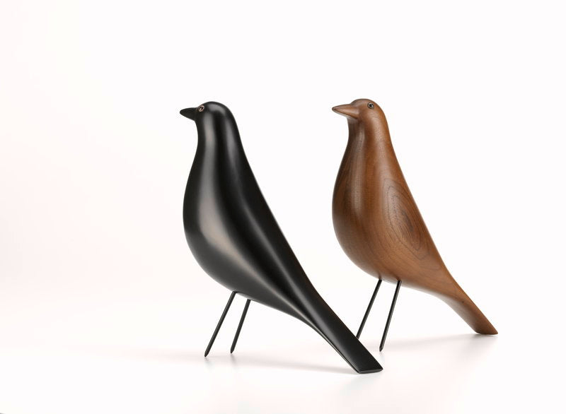 Vitra House Of Charles And Ray Eames Was A Walnut, Wooden Bird 28CM