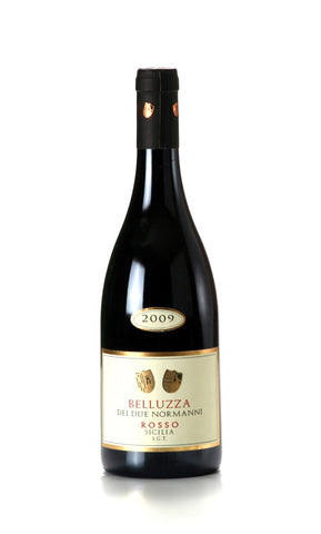 Italian red wine - Marchesi di San Giuliano Belluzza Sicily