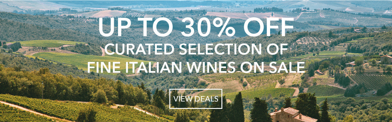 Italian wine special offers wine on sale