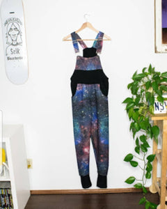 All Over Print CUSTOM OVERALLS