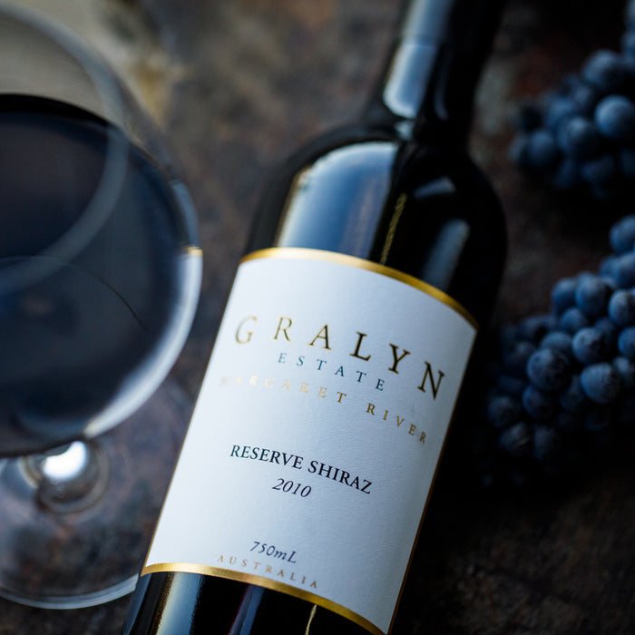 Gralyn Estate is regarded as one of the region's finest Shiraz producers