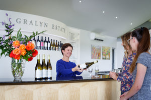 Gralyn Estate Cellar Door Wine Experience Margaret River