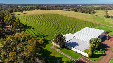 Gralyn Estate Organic Margaret River Vineyard