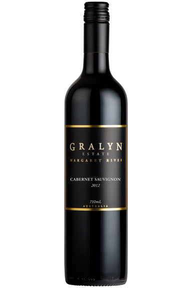 Gralyn Estate Margaret River Black Label Cabernet Sauvignon 2012