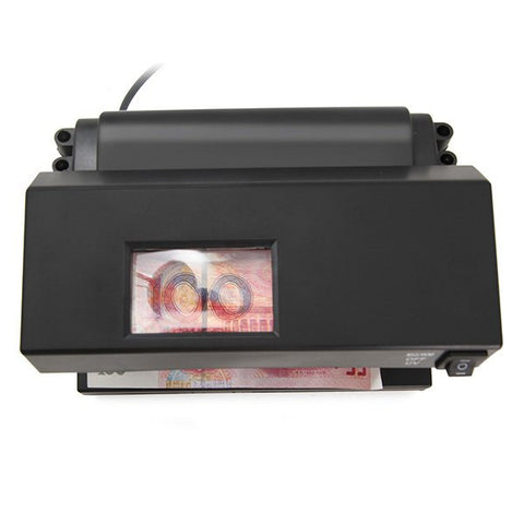 AD-2138 UV LIGHT PURPLE PAPER MONEY DETECTOR