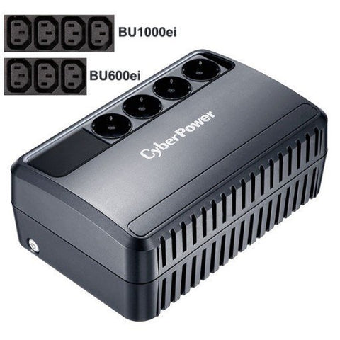 CYBERPOWER BU SERIES 600VA / 360W