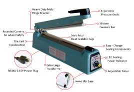 IMPULSE SEALER 300